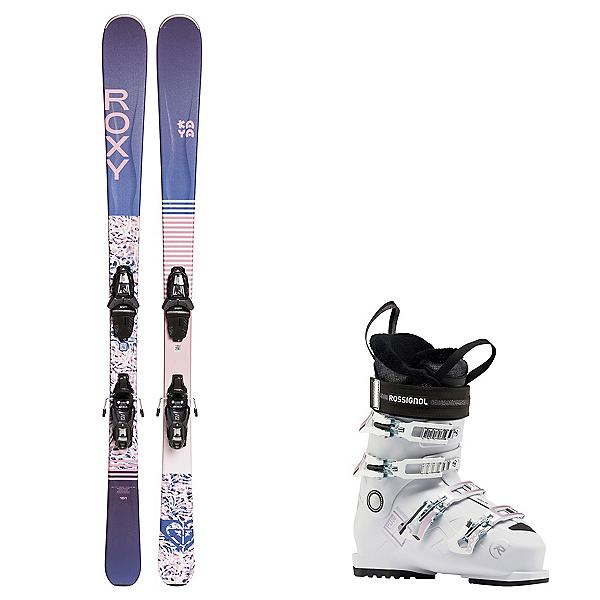 Roxy Kaya 77 Womens Ski Package, , 600