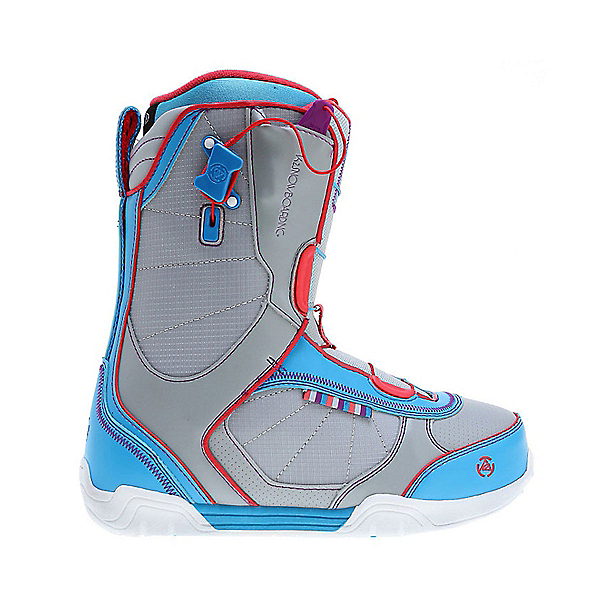 K2 Scene Womens Womens Snowboard Boots 2013, Grey, 600