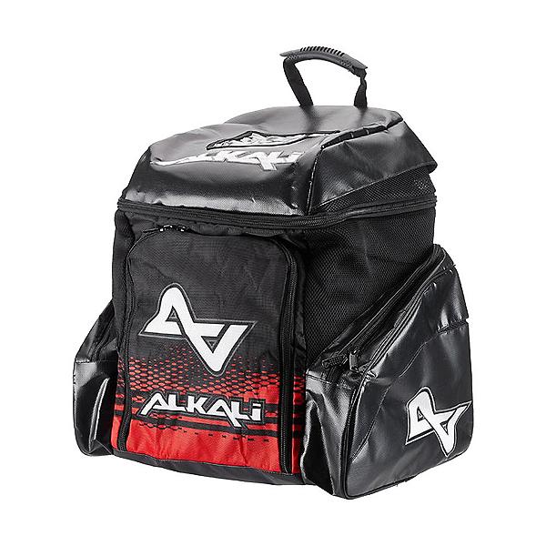 Alkali Revel Backpack, Black-Red, 600