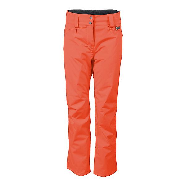 Karbon Evolution Womens Ski Pants 2022, Coral, 600