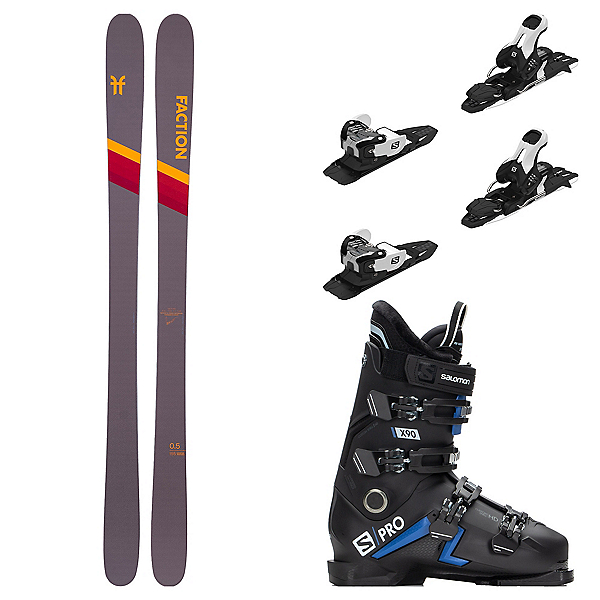Faction Candide 1.0 Ski Package, , 600