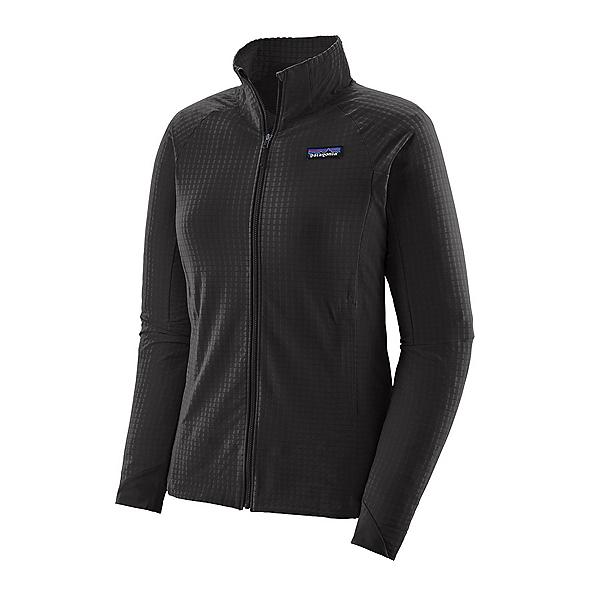 Patagonia R1 TechFace Womens Jacket 2022, Black, 600