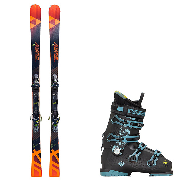 Fischer RC4 The Curv DTX Ski Package 2019, , 600
