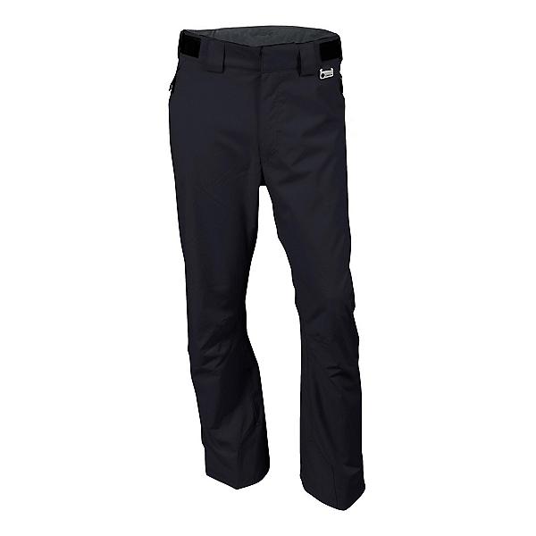 Karbon Alpha II - Short Mens Ski Pants 2022, Black, 600