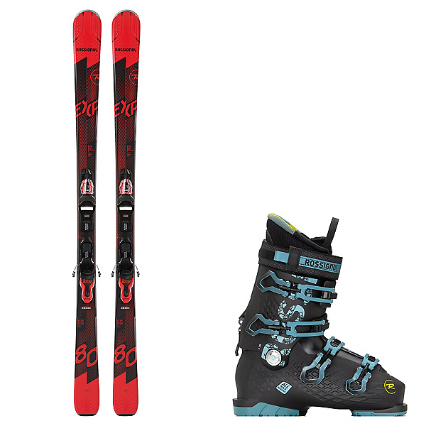 Rossignol Experience 80 CI LTD Ski Package, , 600