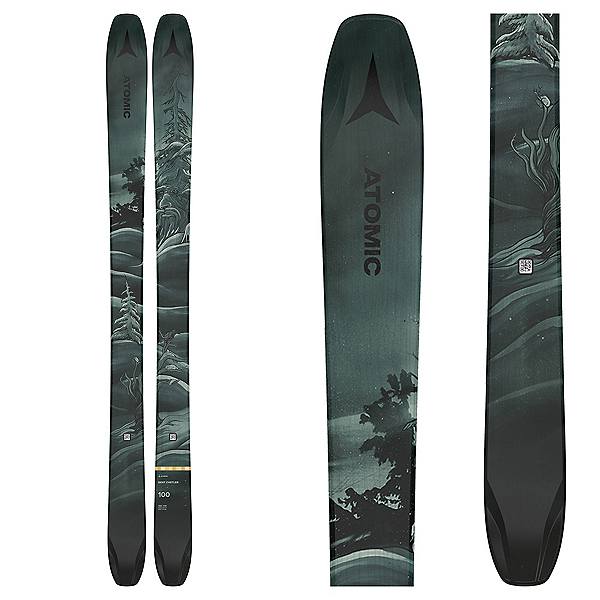 Atomic Bent Chetler 100 Skis 2022, , 600