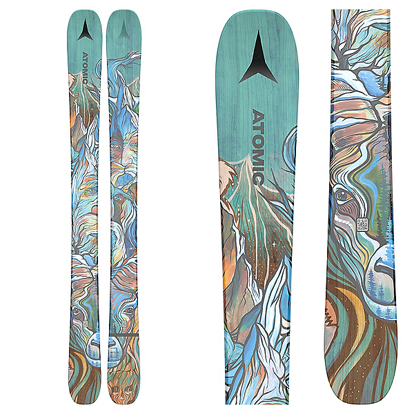 Atomic Bent Chetler Mini Kids Skis 2022, , 600