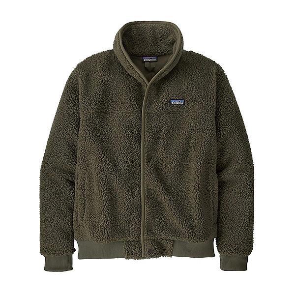 Patagonia Snap Front Retro-X Mens Jacket 2022, Basin Green, 600