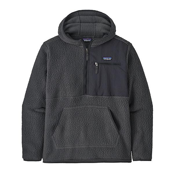 Patagonia Retro Pile Pullover Mens Fleece 2022, Forge Grey, 600
