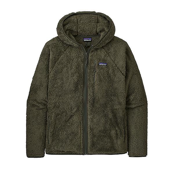 Patagonia Los Gatos Mens Fleece Hoodie 2022, Basin Green, 600