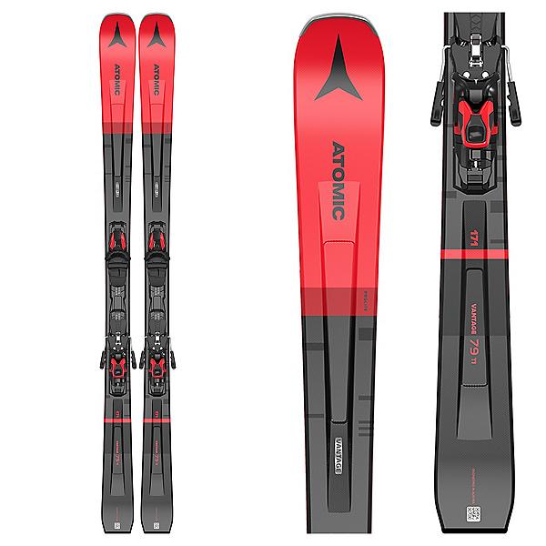 Atomic Vantage 79 TI Skis with M 12 GW Bindings 2022, , 600