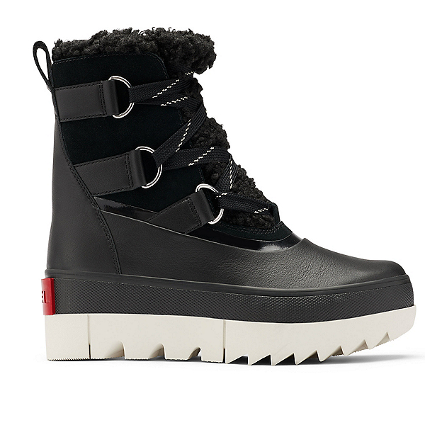 Sorel Joan of Arctic NEXT Womens Boots 2022, Black, Fawn, 600