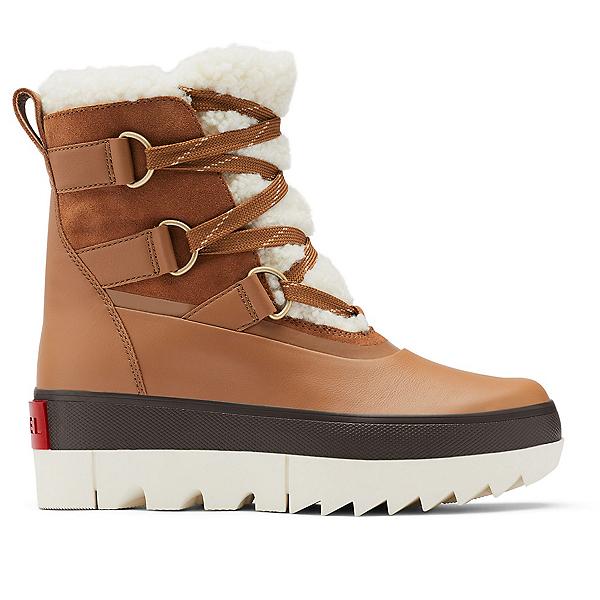 Sorel Joan of Arctic Next Womens Boots 2022, Velvet Tan, Chalk, 600
