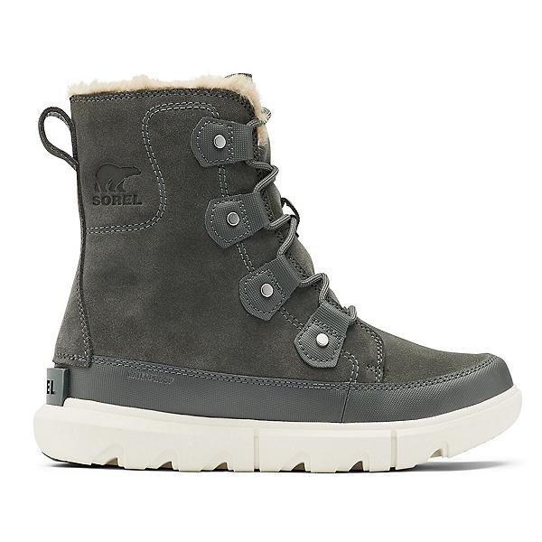 Sorel Explorer Joan Womens Boots 2022, Grill, Fawn, 600