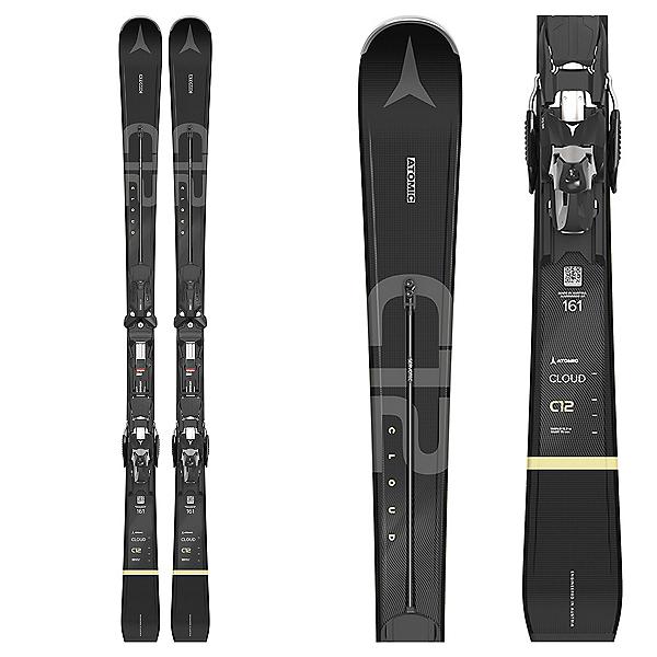 Atomic Cloud C12 Servo Womens Skis with X 12 GW Bindings 2022, , 600