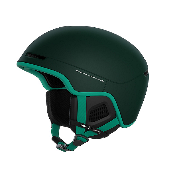 POC Obex Pure Womens Helmet 2022, Moldanite Green-Jade Green Matt, 600