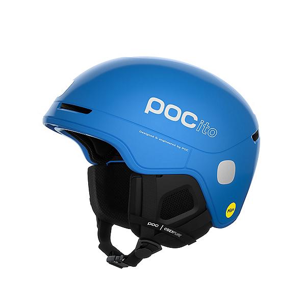 POC Pocito Obex Mips Kids Helmet 2022, Fluorencent Blue, 600