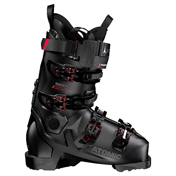 Atomic Hawx Ultra 130 Professional GW Ski Boots 2022, Black-Red, 600