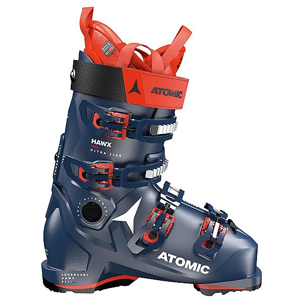 Atomic Hawx Ultra 110 S GW Ski Boots 2022, Dark Blue-Red, 600