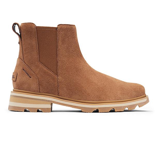 Sorel Lennox Chelsea Womens Boots 2022, Velvet Tan, Gum, 600