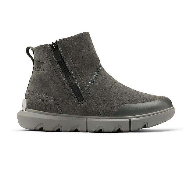 Sorel Explorer II Bootie Womens Boots 2022, Quarry, Grill, 600
