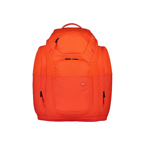 POC Race Backpack 70L Ski Boot Bag 2022, Fluorescent Orange, 600