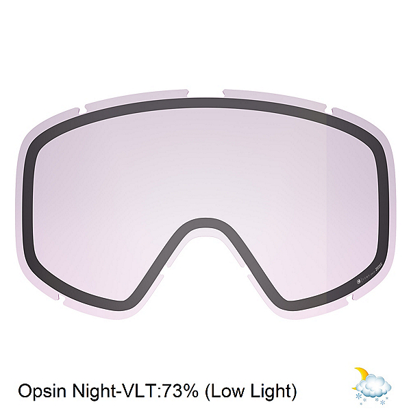 POC Opsin Clarity Comp Goggle Replacement Lens 2022, , 600