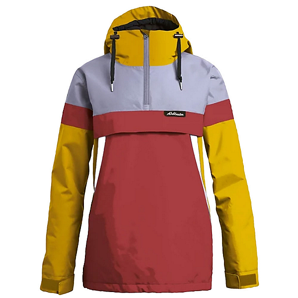 Air Blaster Lady Trenchover Womens Insulated Snowboard Jacket 2022, Lavender Ox, 600
