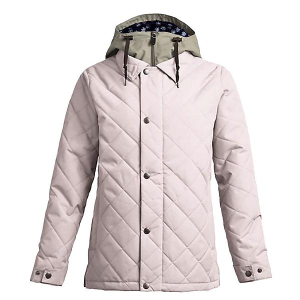 Air Blaster Work Jacket Womens Insulated Snowboard Jacket 2022, Blush, 600