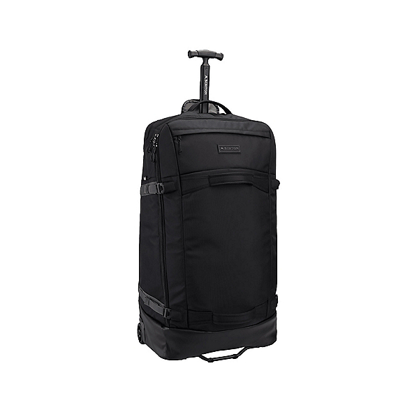 Burton Multipath Checked Bag 2022, True Black Ballistic, 600
