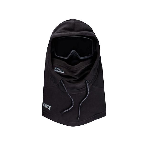 Anon MFI Fleece Helmet Hood 2022, Black, 600