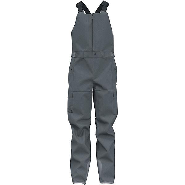 The North Face Freedom Bib Short Mens Ski Pants 2022, TNF Medium Gray Heather, 600