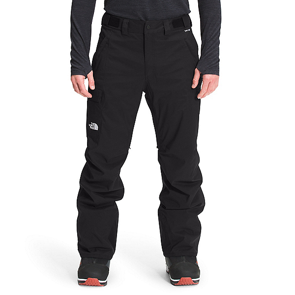 The North Face Freedom Insulated Mens Ski Pants 2022, TNF Black, 600