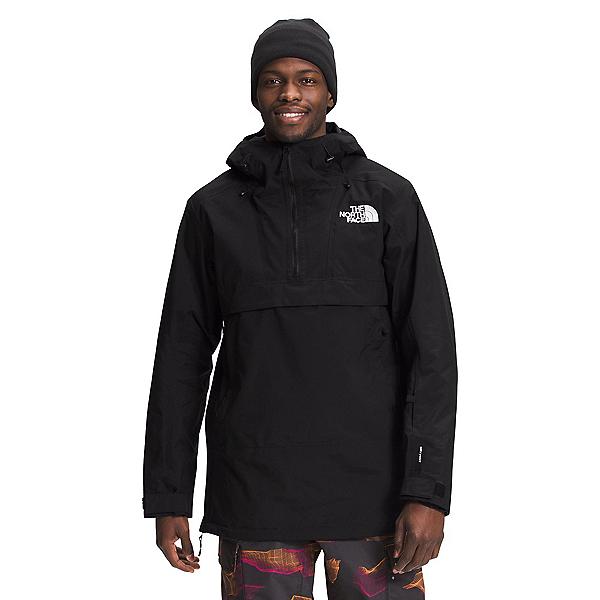 The North Face Silvani Anorak Mens Shell Ski Jacket 2022, TNF Black, 600