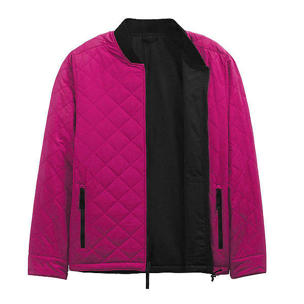 The North Face Jester Mens Jacket 2022, Roxbury Pink-TNF Black, 600
