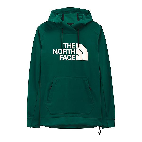 The North Face Tekno Logo Mens Hoodie 2022, Night Green, 600