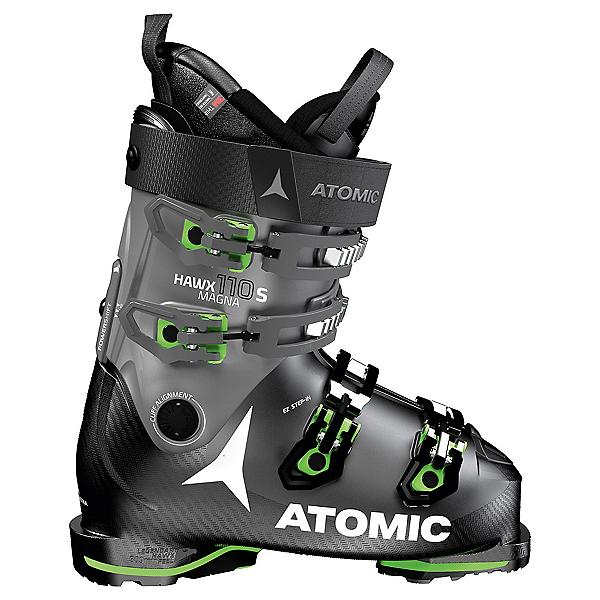Atomic Hawx Magna 110 S GW Ski Boots 2022, Black-Anthracite-Grey, 600