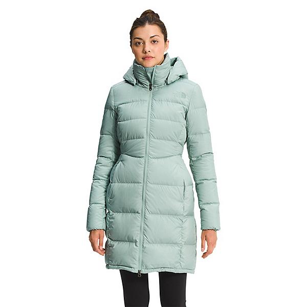 The North Face Metropolis Parka Womens Jacket 2022, Jadeite Green, 600