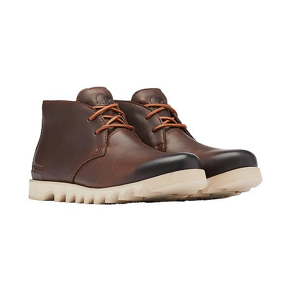 Sorel Kezar Chukka WP Mens Boots 2022, Carafe, Ancient Fossil, 600