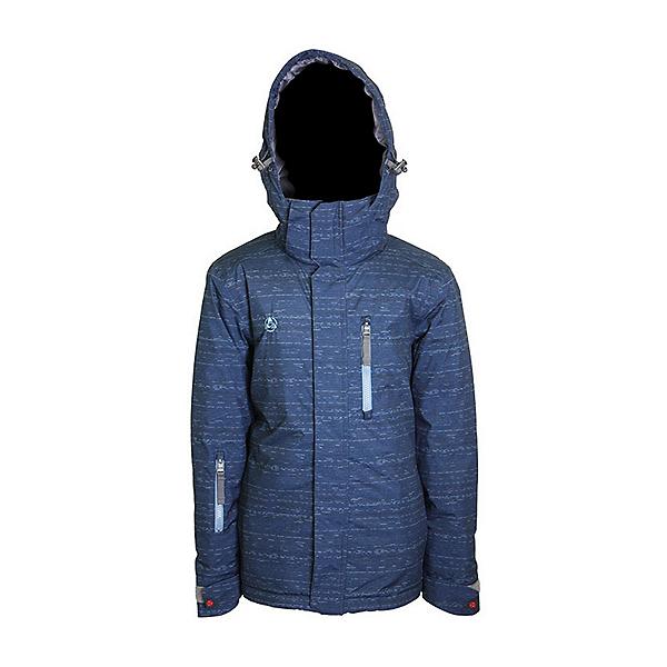 Turbine Trek Boys Snowboard Jacket 2022, Odyssey, 600
