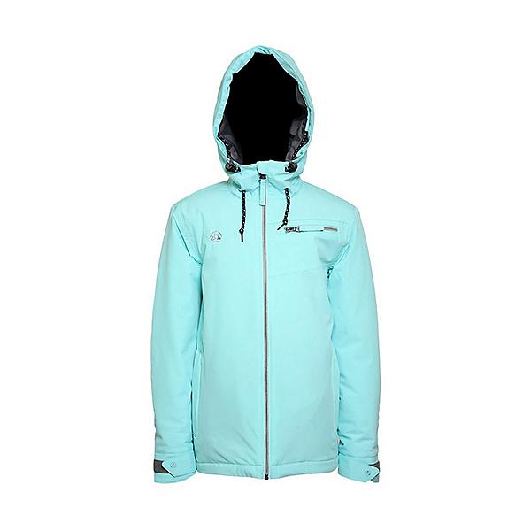 Turbine Joy Girls Snowboard Jacket 2022, Robins Egg, 600