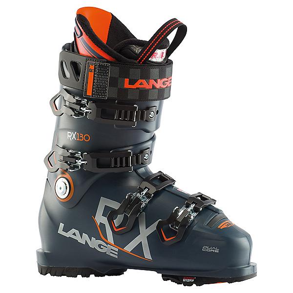 Lange RX 130 GW Ski Boots 2022, Dark Petrol, 600