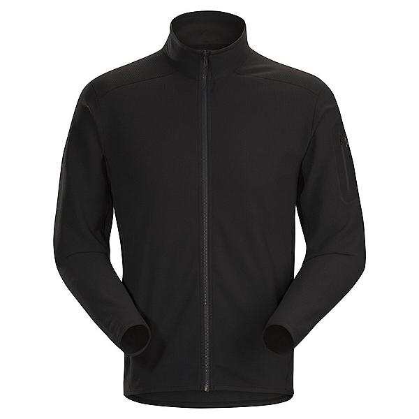 Arc'teryx Delta LT Jacket Mens Mid Layer 2022, Black, 600