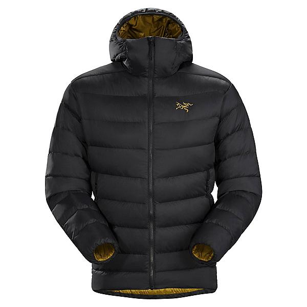Arc'teryx Thorium AR Hoody Mens Jacket 2022, 24k Black, 600