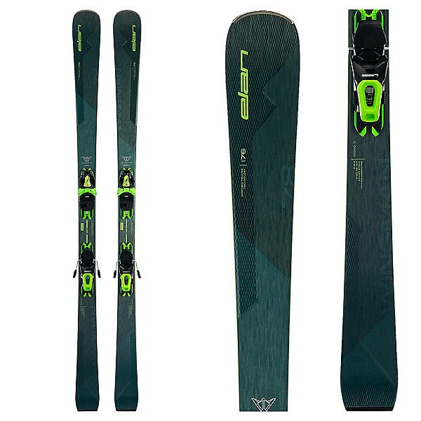Elan Wingman 78 TI Skis with ELS 11 GW Bindings 2022, , 600