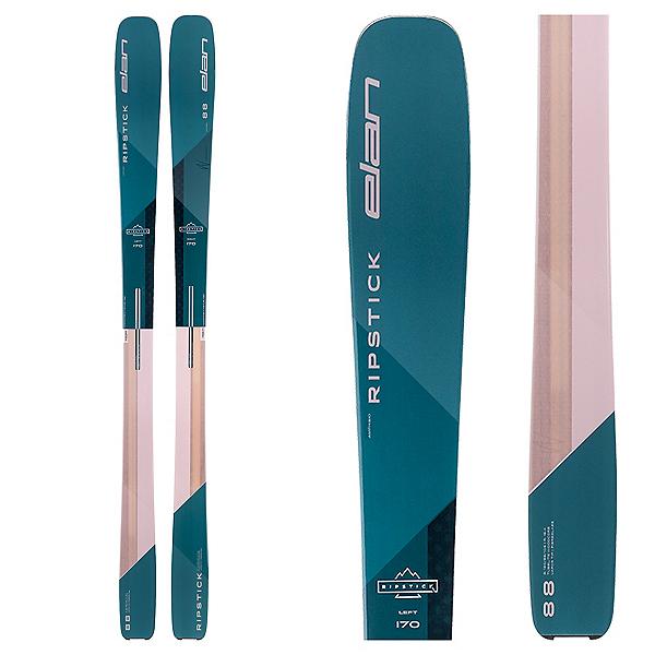 Elan Ripstick 88 Womens Skis 2022, , 600