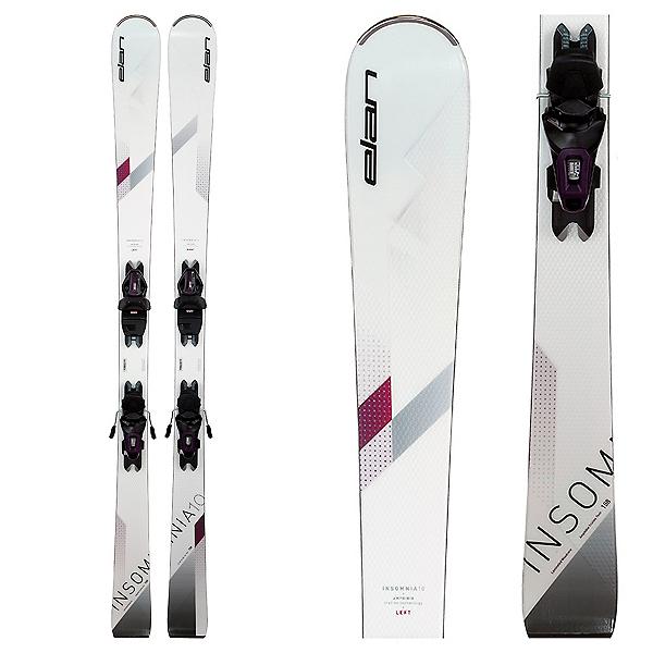 Elan Insomnia 10 Womens Skis with ELW 9 GW Bindings 2022, , 600
