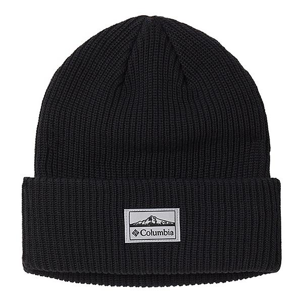 Columbia Lost Lager II Beanie Hat 2022, Black, 600