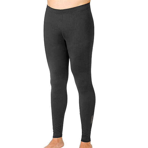 Hot Chillys Micro-Elite Chamois Mens Long Underwear Pants 2022, Black, 600