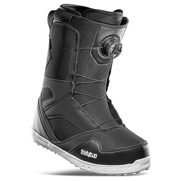 ThirtyTwo STW Boa Snowboard Boots 2022, Black-White, 600
